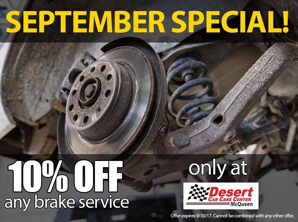 brake care